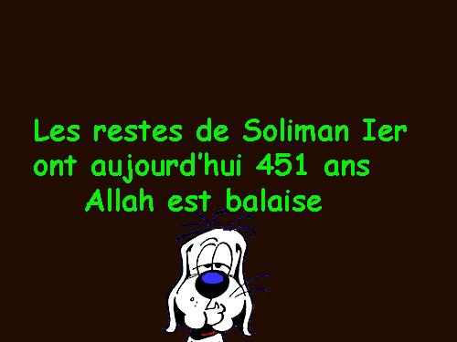 Soliman/Suleiman/سلطان سليمان اول