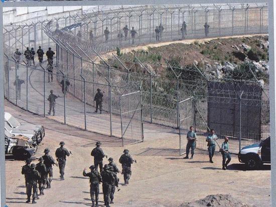 frontière schengen