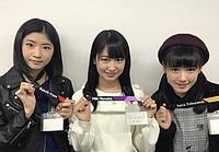 Hello Shop Senya Ichiya The 5th Night ~Morning Musume.'17 Nonaka Miki, Kaga Kaede, Yokoyama Reina~ Talk Event