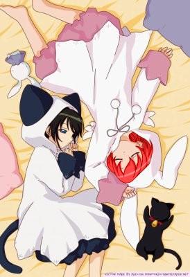 Tsuki & Kitsune
