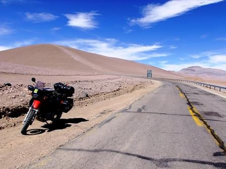 Susques > San Pedro de Atacama (Chile)