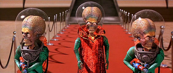 MARS ATTACKS !!!
