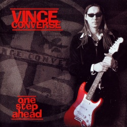 VINCE CONVERSE - One Step Ahead