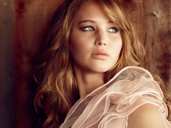 Jennifer Lawrence glamour