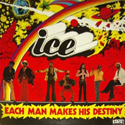 Ice - Each Man Makes His Destiny - Complete LP