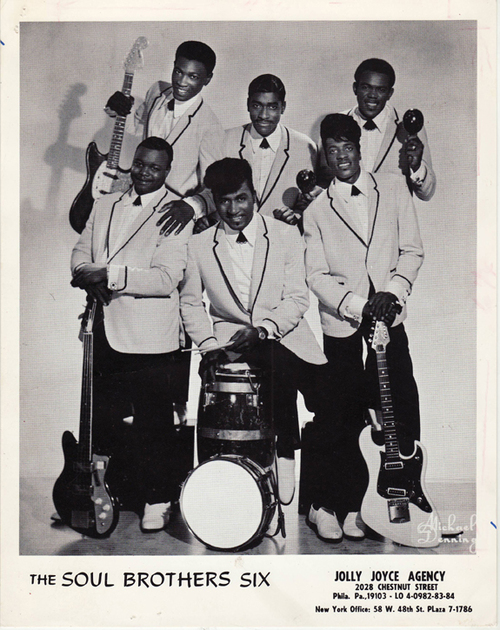 """The Soul Brothers Six : CD """" The Early Game """" Soul Bag Records DP 06 [ FR]"""