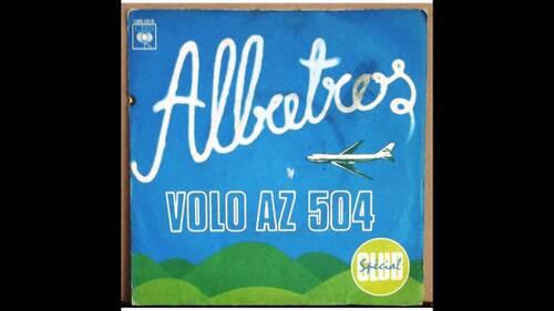 ALBATROS - L'Albatros, Int. Toto Cutugno  (Chansons italeinnes)