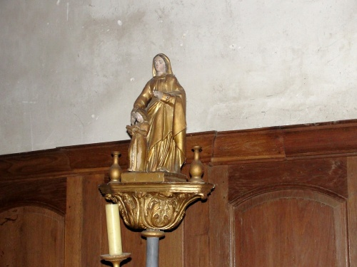 Eglise de Prusly