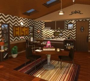 Jouer à Fruit kitchens 12 - Cacao brown
