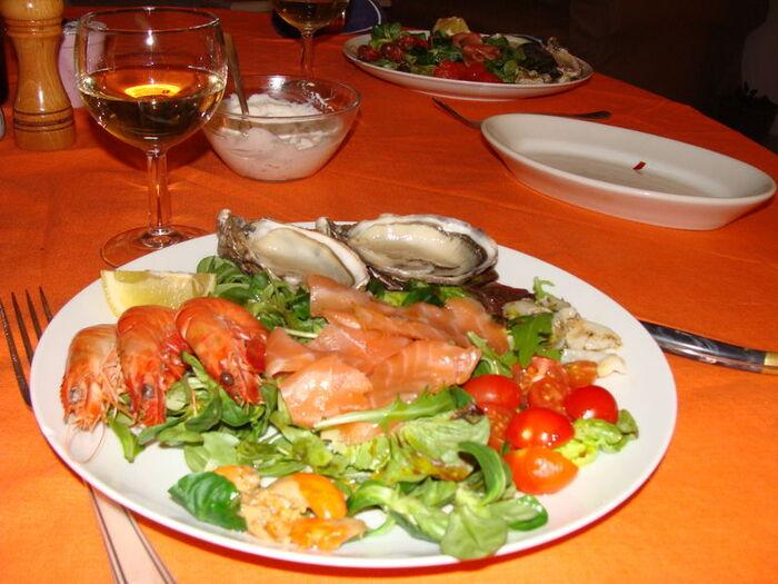 Recettes salades fraicheur