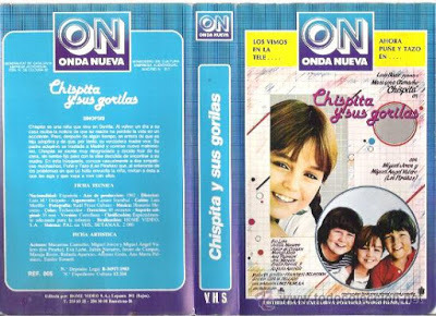 Chispita y sus gorilas. 1982. FULL-HD.