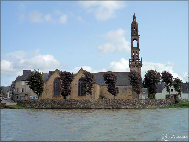 Eglise Saint-Sauveur du Faou (Finistère)