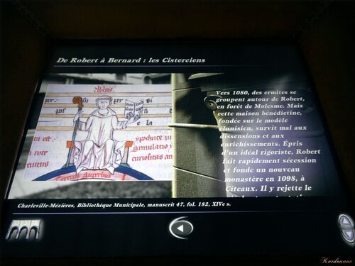 L'histoire chrétienne de l'Abbaye de Nieul-sur-l'Autise