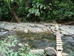 Rivière Blanche Coeur Bouliki Saint-Joseph Martinique