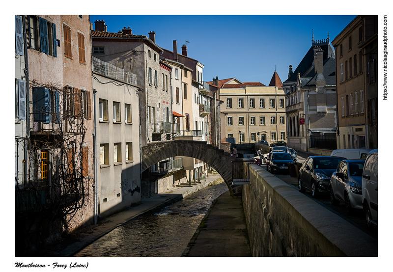 Itinérant en pays Ligérien (Loire)