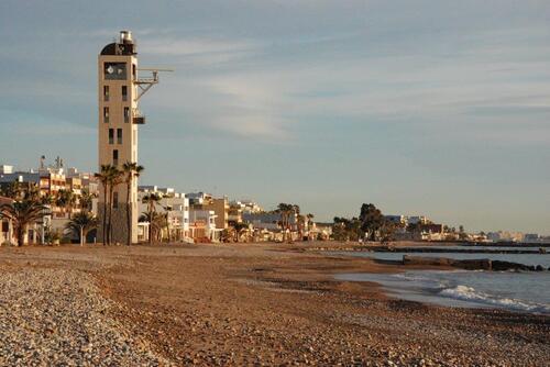 La plage et le phare