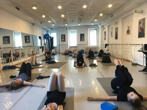 dance ballet class neo clasico ballet