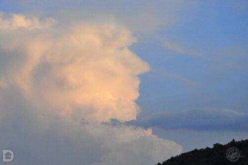 Quand les nuages s'amusent - Elfe