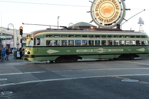 Surprises à San Francisco