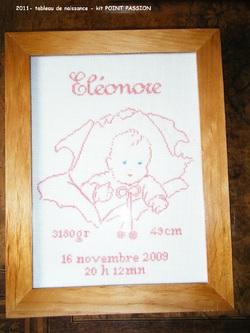 Bon anniversaire ELEONORE