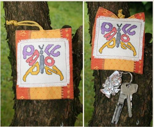 poche à clés aa r