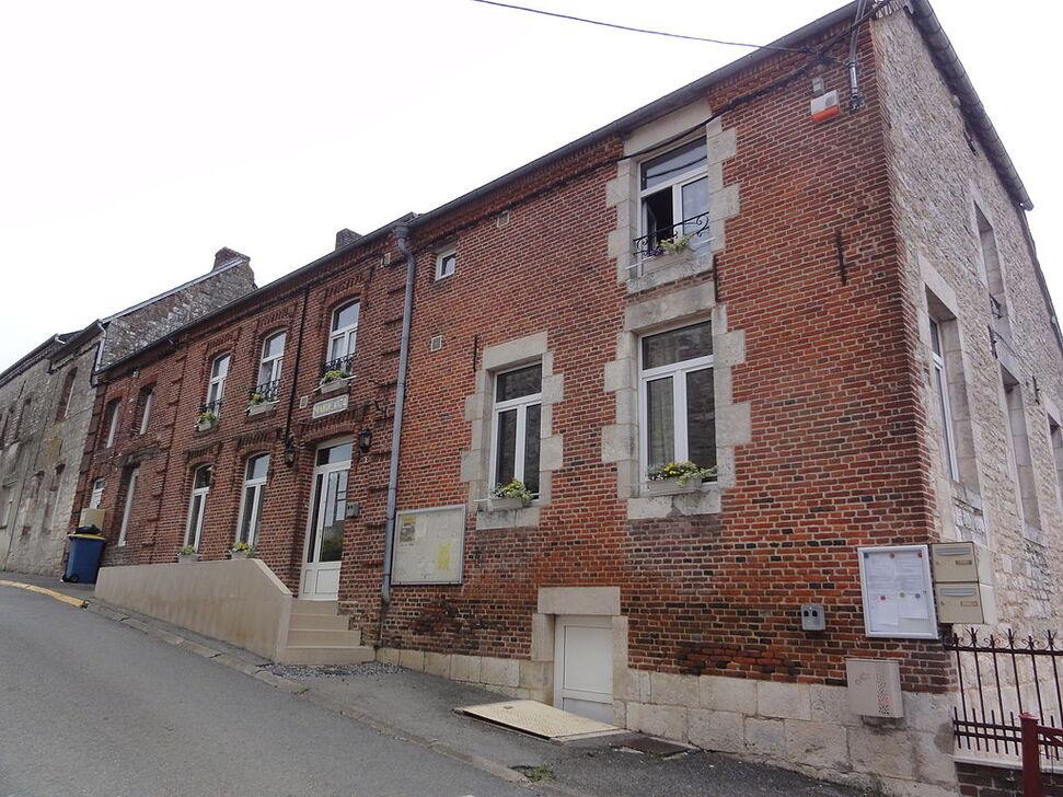 Mairie de Martigny