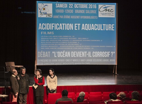 L'Acidification de l'Océan et l'Aquaculture