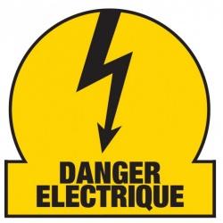 Règles de sécurité, dangers de l'électricité
