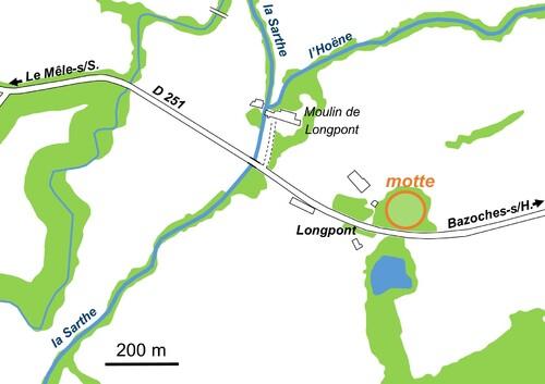 LES REMPARTS DE LONGPONT & MONTISAMBERT (Orne)