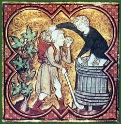 Viticulture et Viniculture à VILLEPERROT au XVème siècle