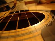 Ballade en guitare (compo)