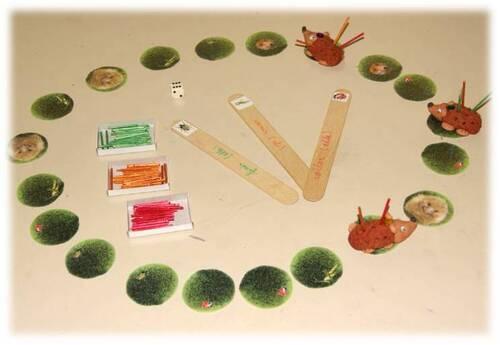 Conjugu'hérisson : réviser la conjugaison en jouant