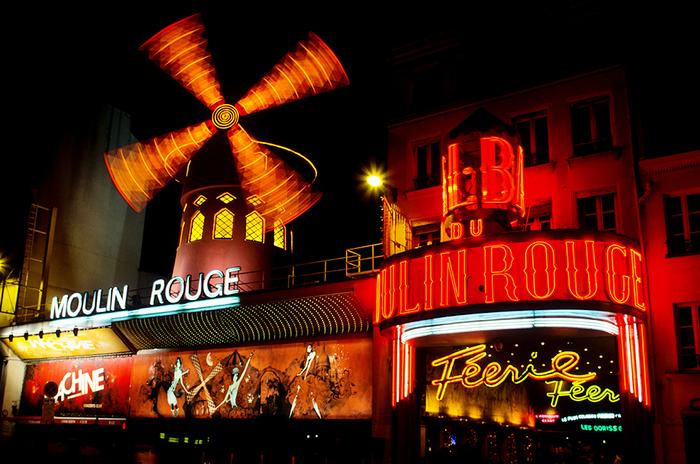 Dans L'intimité Des Nuits Parisiennes -