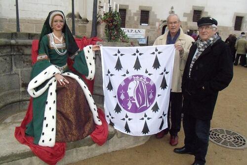 Anne de Bretagne -500 ans