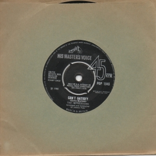 1966 : Single SP ABC Records 10831 [ US ]