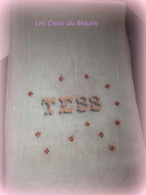 Le Baptème de Tess