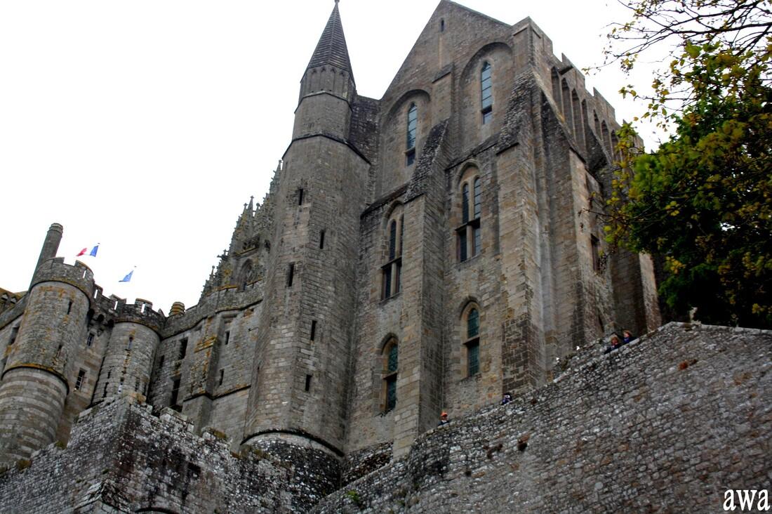 Normandie mai 2017 : Visite du Mont Saint Michel ( 2 )