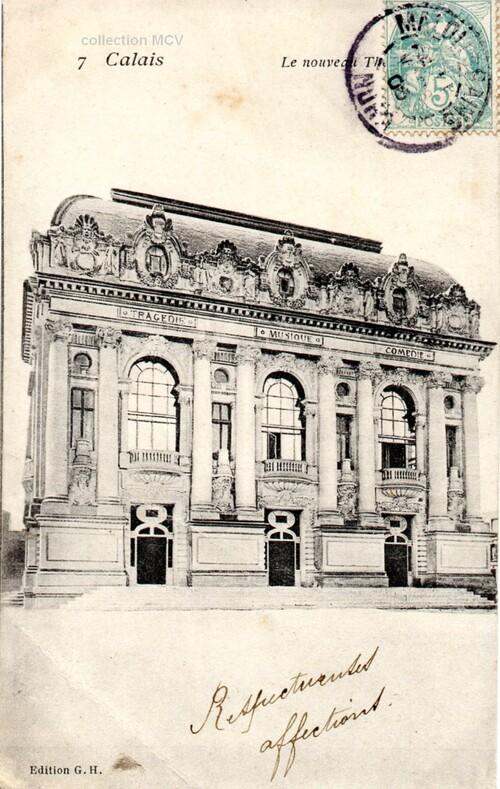 Le théâtre 1