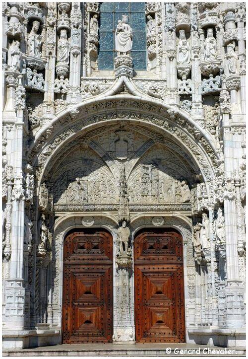 Lisboa - Mosteiro dos Jeronimos. #5