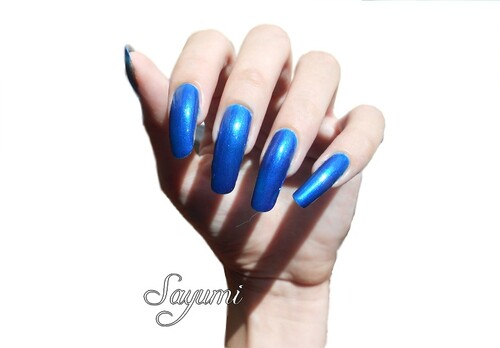 Maybelline Colorama - Ocean Blue 661