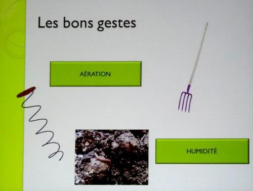 Compostage et Jardinage au naturel...