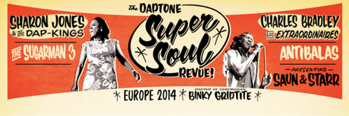 "2014 : Album "" Daptone Super Soul Revue Live at the Theatre de Verdure, Nice, France July 10, 2014 "" CD Naughty Dog Records [ FR ]"