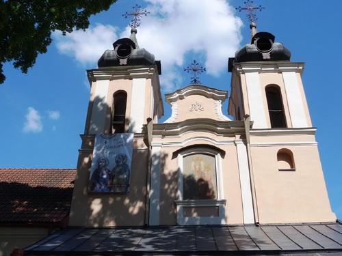 Vilnius: autour du Palais présidentiel et de l'Université (photos)