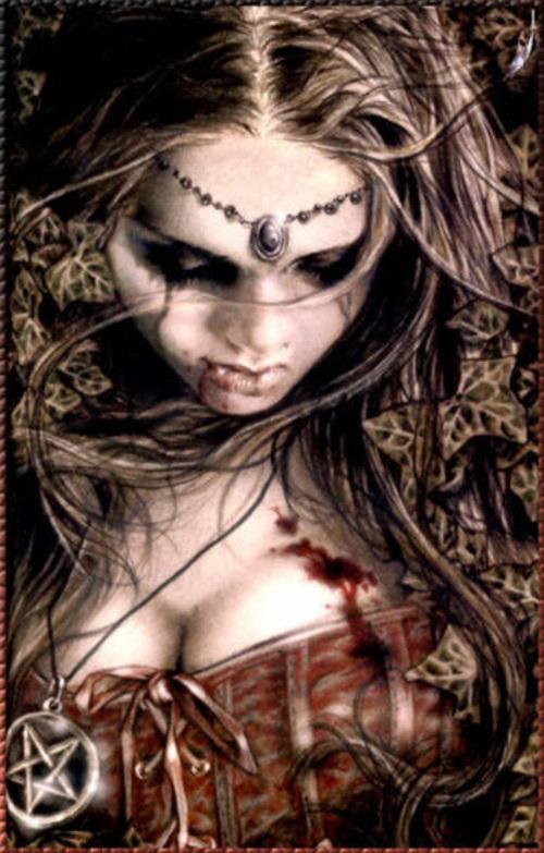 Vampires - Le mythe