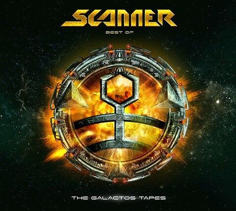 SCANNER - Les détails de l'album Best Of