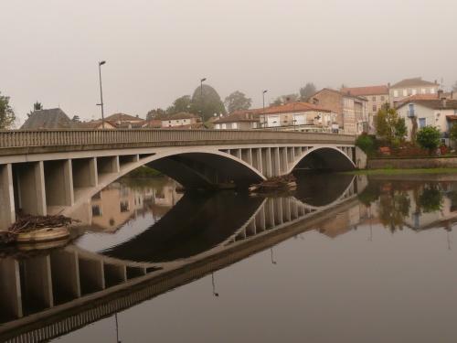 Chabanais en Charente..