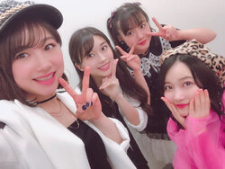 Correspondante♡ Yokoyama Reina
