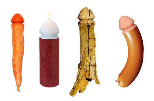 Transformez vos objets en sex toys avec le Dildo Maker !