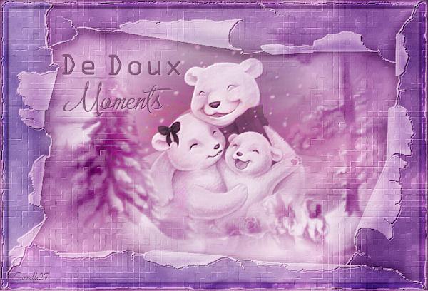"""""""De doux moments"""""""