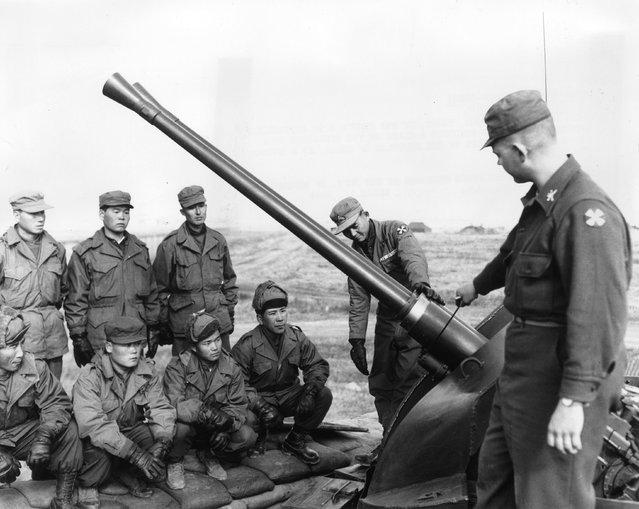 Photos Anciennes: Guerre de la Corée - 3